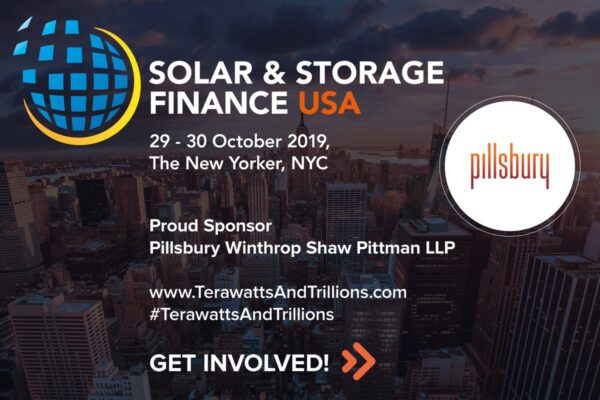 SOLAR & STORAGE FINANCE USA (NYC, USA)