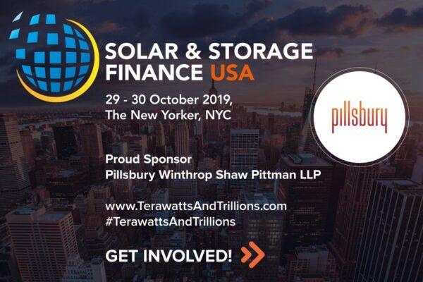 SOLAR & STORAGE FINANCE USA (NYC, USA)