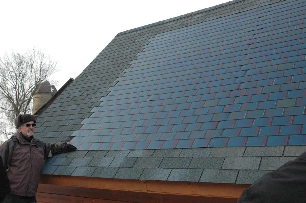 Make Your Roof Generate Power with Solar Shingles