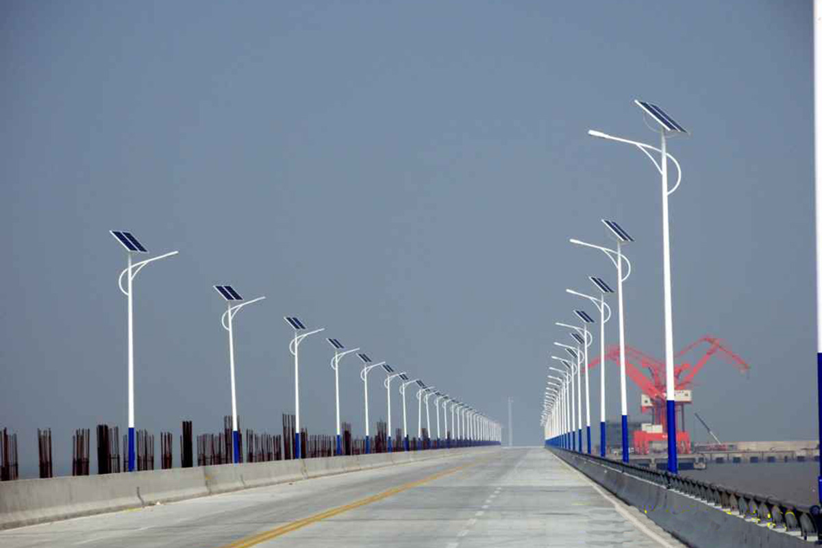 Solar Street Lighting Market Can Expand up to 20% in Four Years
