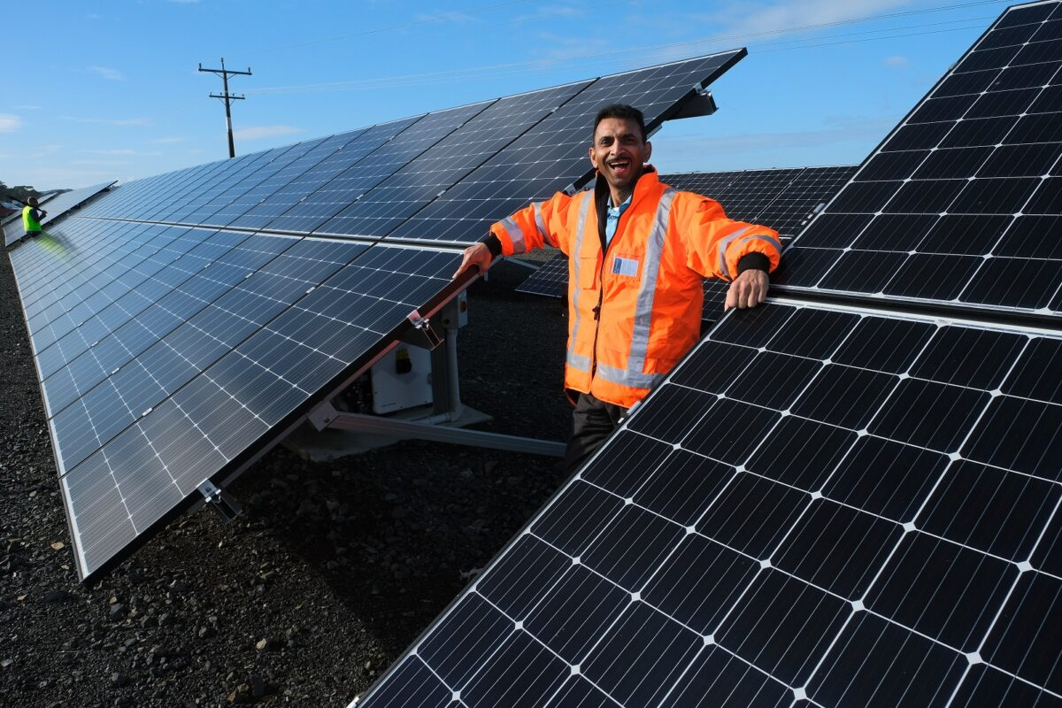 Solar Power's Capacity to Transform Low-income Neighborhoods in America