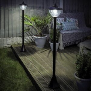 What You Need to Know About Solar Lamp Post to Brighten up Your Yard